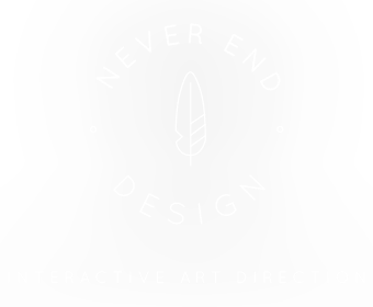Never End Design - Interactive Art Direction